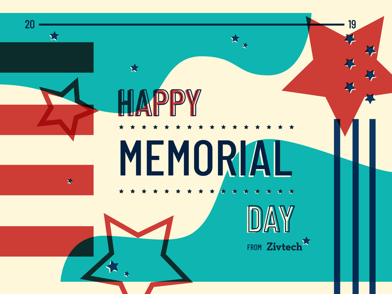 Memorial Day patriotic patriot social media socialmedia memorial day flyer memorial day memorial flat design typography vector illustration flat design graphic design