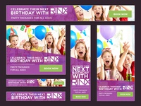 Remarketing Ads for Rinx