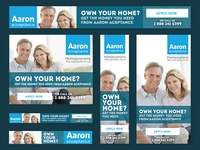 Remarketing Ad Set for Aaron Acceptance