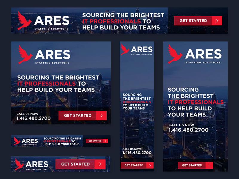 Remarketing ads set  rem