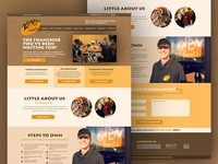 Zoup! ReDesign Mockup