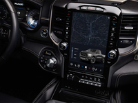 Dodge Ram Uconnect interface concept