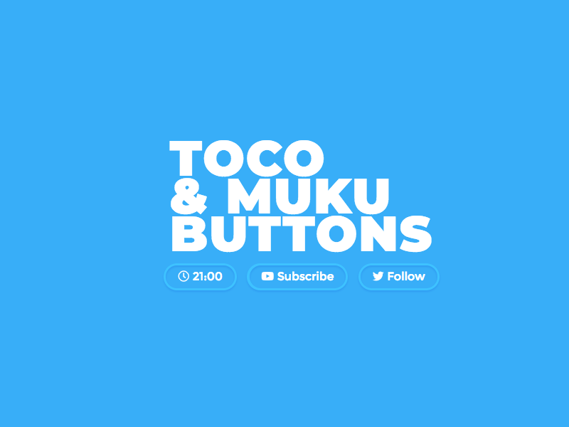 CSS Buttons Experiment by Gian Di Serafino | Dribbble | Dribbble