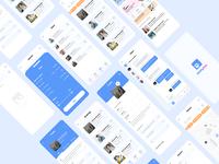 "App UX Case Study "" SitMyPet"""