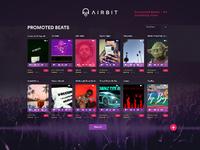 AIRBIT Music Play List