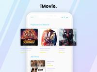 iMovie IOS app