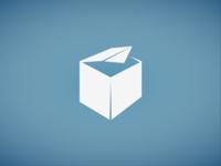 Orime: Paper Box Icon