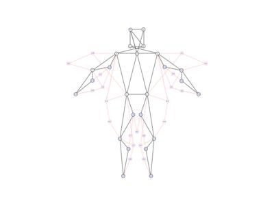 Rag Doll Diagram points verlet sketch diagram