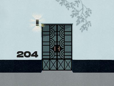 Benjamín Hill 204 - #PortalesIlustrados ironwork ilustración illustration portal door puerta doors puertas portals portales portales ilustrados portalesilustrados