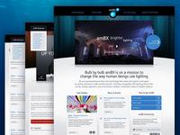 amBX website