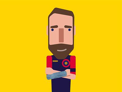 iOS Cycling Sticker Set - Bradley Wiggins emoji illustration bradwiggins cycling stickers ios