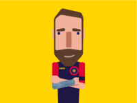 iOS Cycling Sticker Set - Bradley Wiggins