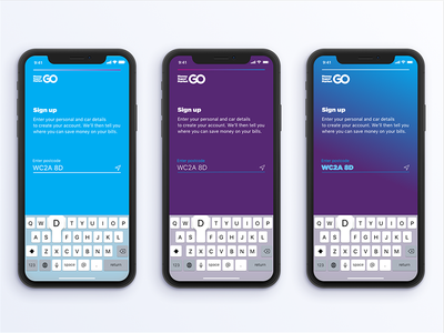 On boarding UX Flow – UI treatments material design ux ui on boarding os android