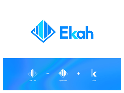 Ekah | Identity design