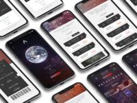 SPACED App Design Challenge (Part 1)