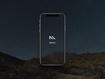 38487372 minimal iphone logo