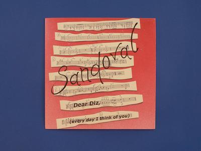 Album cover redesign for Arturo Sandoval's Dear Diz album