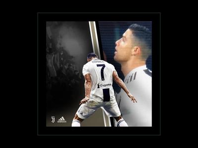 Juventus / Cristiano Ronaldo cristiano ronaldo ronaldo cristiano cr7 juventus branding social media