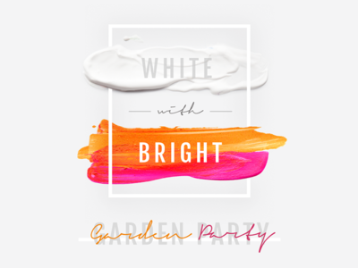 White with Bright