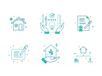 Mortgage Iconset