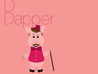 D is for Dapper