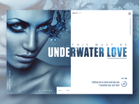 "Update №10, song inspiration ""Underwater Love"""