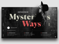 """Daily UI """"Mysterious Ways"""""""