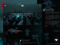 "Mocktober 2019 ""Haunted Venice"""
