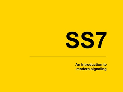 SS7 - An introduction to modern signaling graphility free white paper itc telecom signaling ss7