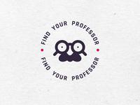Find your professor logo