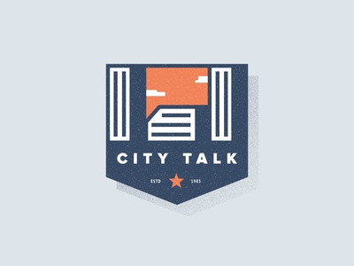 City Talk Logo