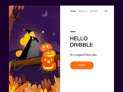 Hello Dribble 插图