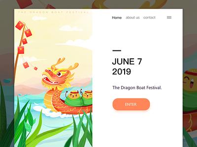 Dragon-boat Racing