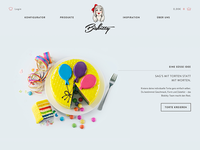 Biskitty Cake-Configurator