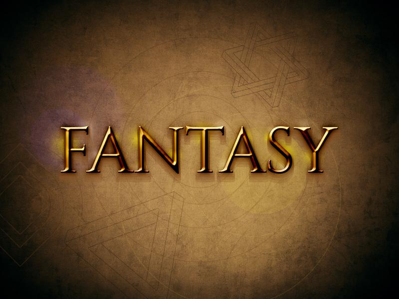 F says Fantasy mystery fantasy typography art typography typo dailychallenge vector illustrator illustration design