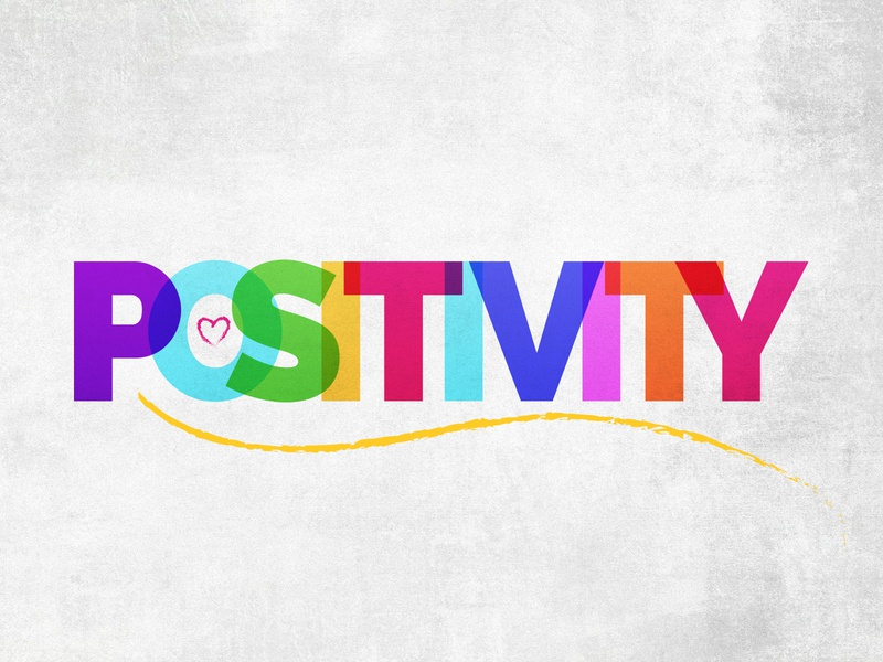P says Positivity positivity happy colours colors creative typography typo typography art dailychallenge cutegraphicstyle vector illustrator illustration design