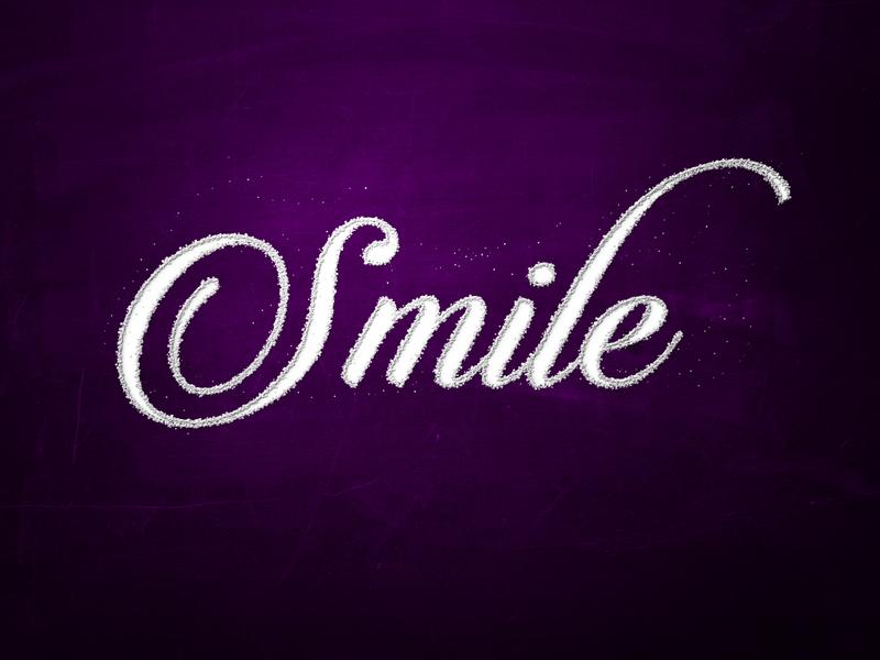 S says Smile sweet dairymilk sugar smile typogaphy typo typography art creative dailychallenge photoshop illustrator illustration design