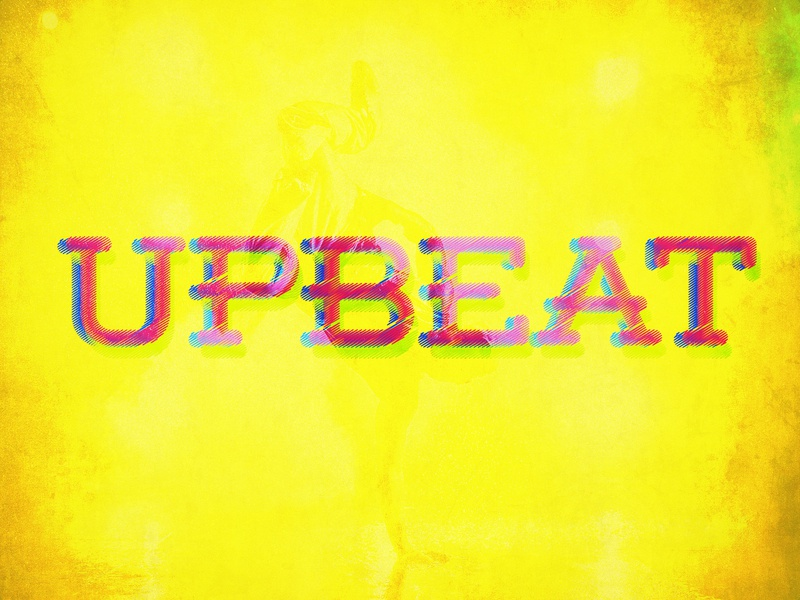 U says Upbeat upbeat colors typo typography typography art creative dailychallenge vector illustrator illustration design
