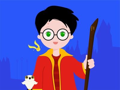 P for Potter