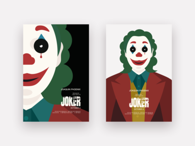JOKER typography logo web design 应用 设计 ui