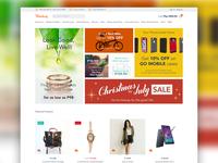 Takatack Homepage Study