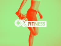 OK Fitness Logo