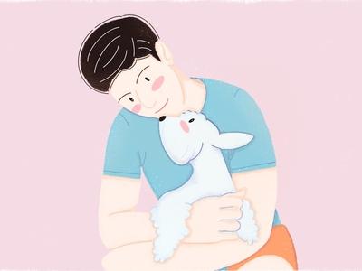 Puppy love 💗 🐶