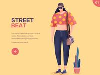 Street girl 01