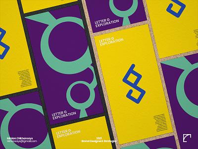 Letter G Exploration miniarc nkhansays monogram logo design minimalist logo abstract logo geometric art letters logo creative design poster design letter exploration lettermark logo