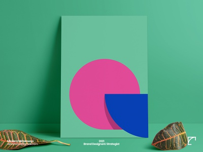 Q Letter Exploration minimalist expressionism pattern art organic art 36daysoftype lettermark q letter logo piechart pieces abstract art geomatric