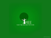 Plant Tree and save the future; World Environment Day