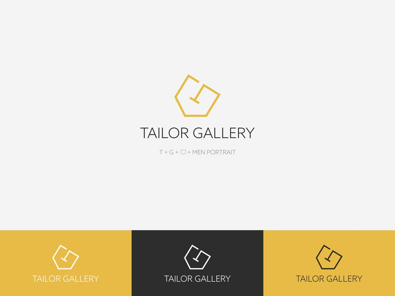 Tailor Gallery 01 ecommerce design ecommerce logo tailor creative logos logo inspirations minimal logos stationary design branding and identity branding design branding concept minimal logo minimal design logo design branding logo design concept logo design logo