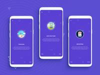 Onboarding UI - Delivery App