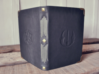 Star Wars Leather Book